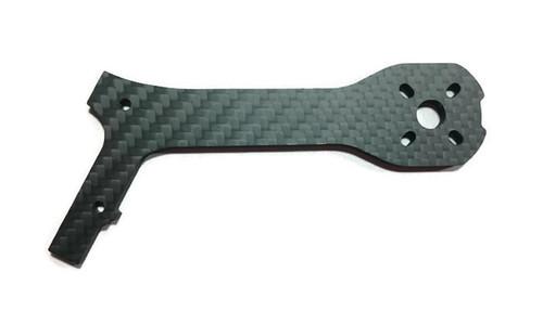 "Armadillo Pup Arm (4"")- Black"