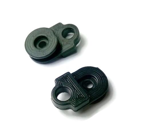 Rubber Dimes (2 pieces)