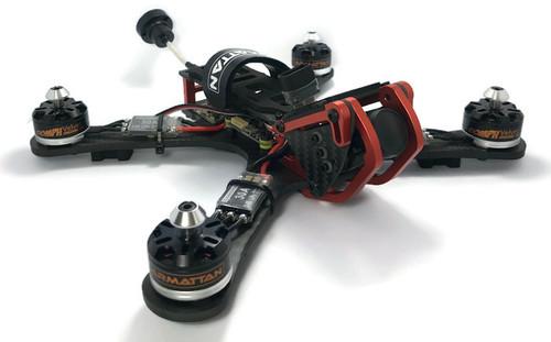 Chameleon 5 Orange with Underdog motors-Ready to ship!