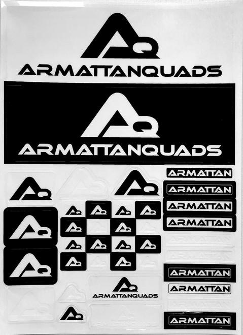 Armattan Stickers
