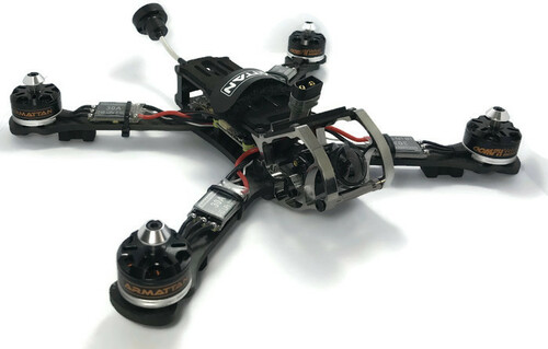 Rooster 6 with Underdog motors-Ready to ship