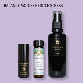 Aromatherapy relaxation collection
