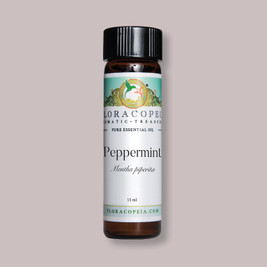 Powerful restoring pure peppermint oil