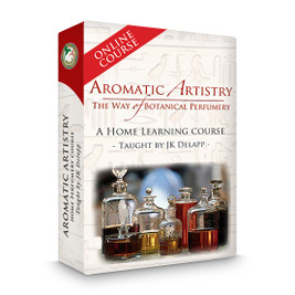 Aromatic Artistry Home Perfumery Course