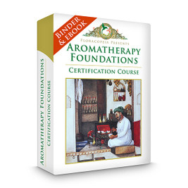 Aromatherapy Foundations Certification Course - eBook