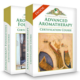 home study eBook Aromatherapy Foundations Course and the Advanced Aromatherapy program