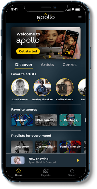 Browse Artists and Genres