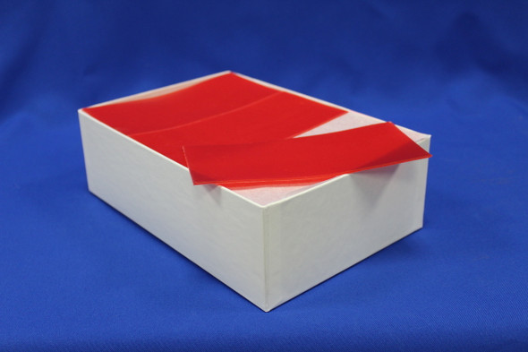 Red Base Plate Wax (5lbs)