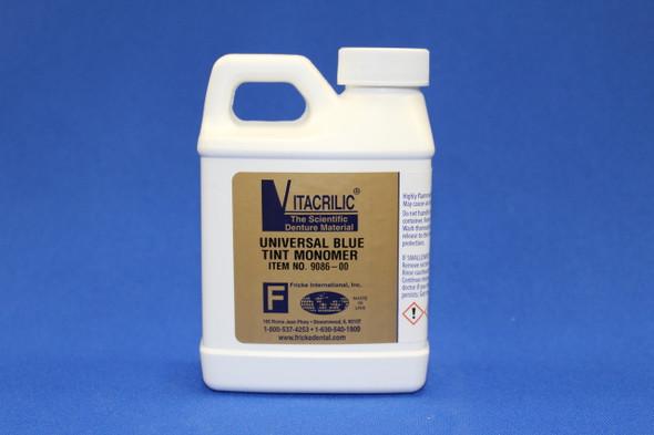 Universal Blue Tinted Monomer (235mL)