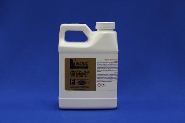 Universal Blue Tinted Monomer (470mL)