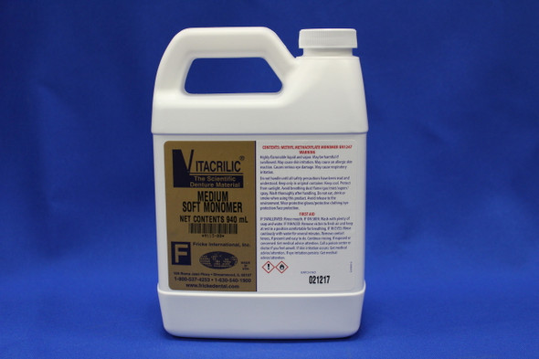 Medium Soft Monomer (940mL)