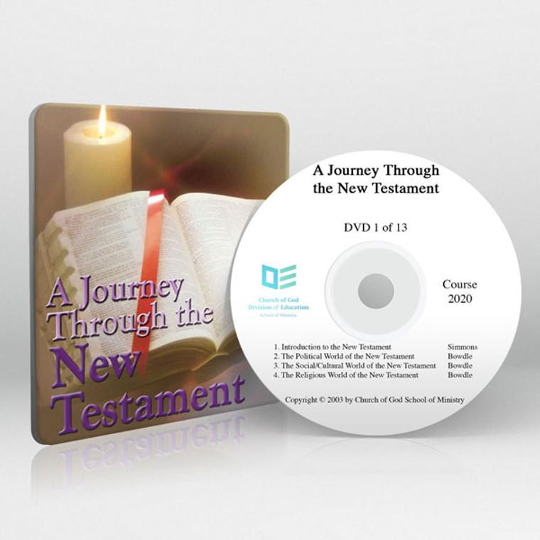 A Journey Through the New Testament DVD Set