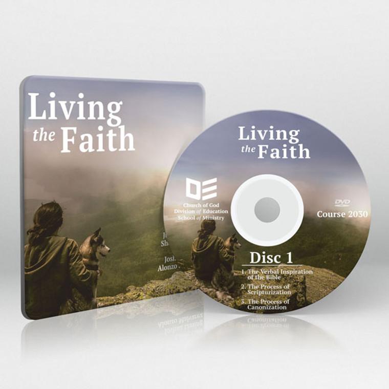 Living the Faith DVD Set