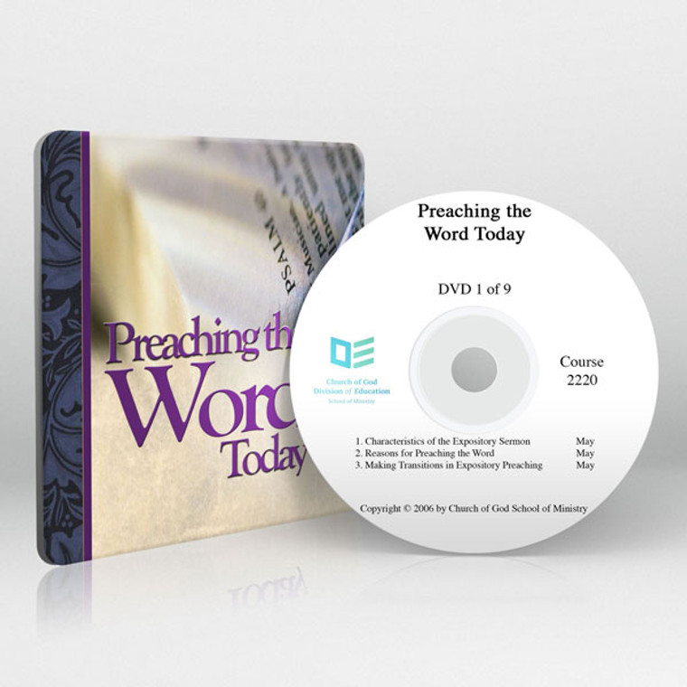 Preaching the Word Today DVD Set