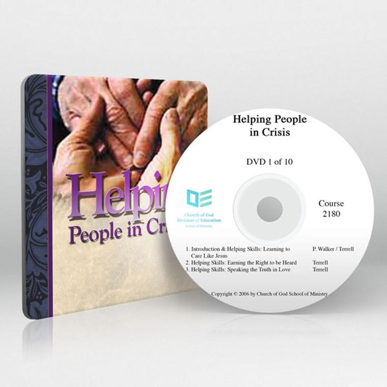 Helping People in Crisis DVD Set