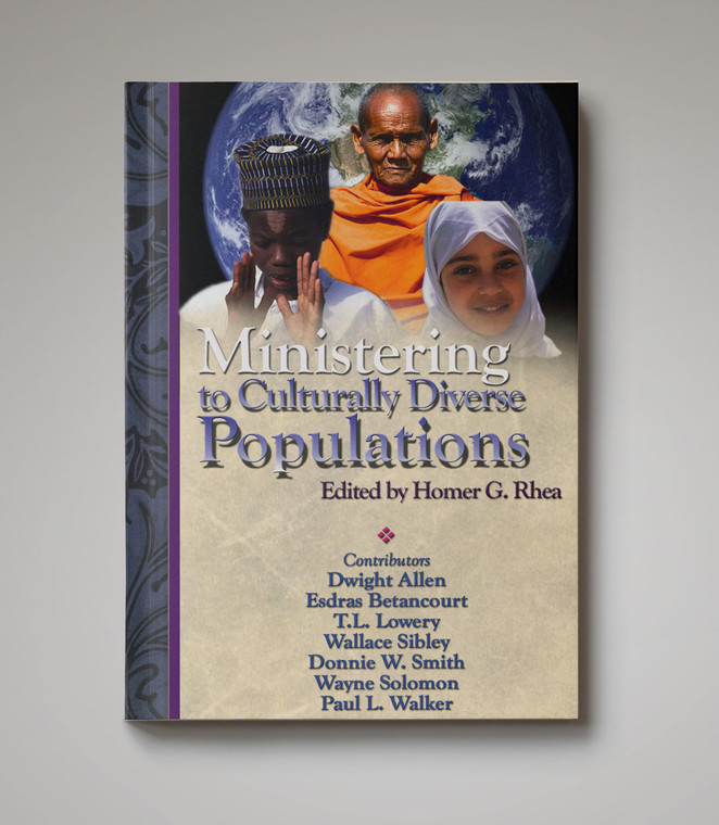 Ministering to Culturally Diverse Populations Textbook