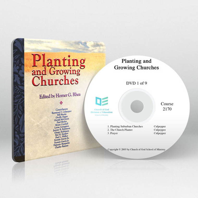 Planting and Growing Churches DVD Set