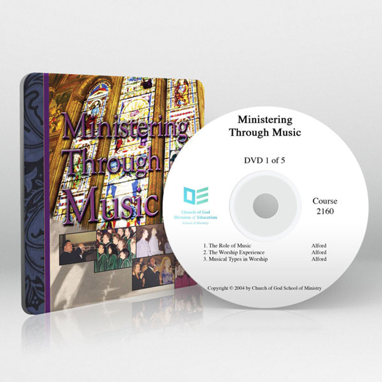 Ministering Through Music DVD Set