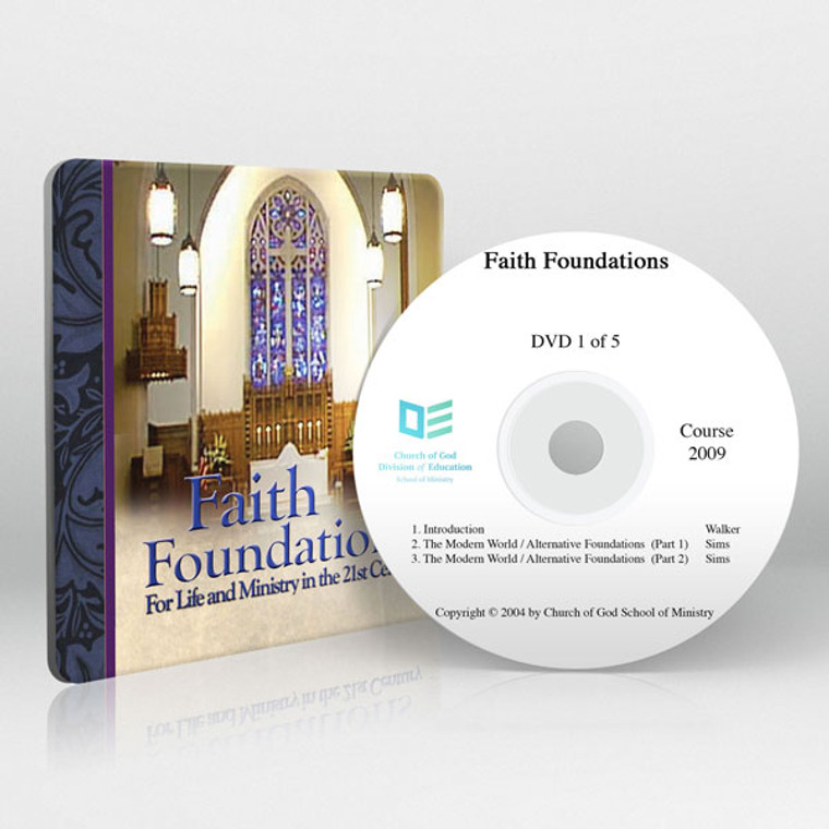 Faith Foundations for Life and Ministry in the 21st Century DVD Set