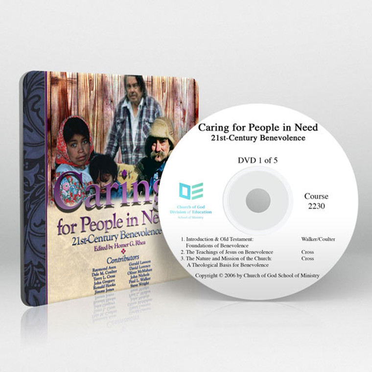 Caring for People in Need DVD Set