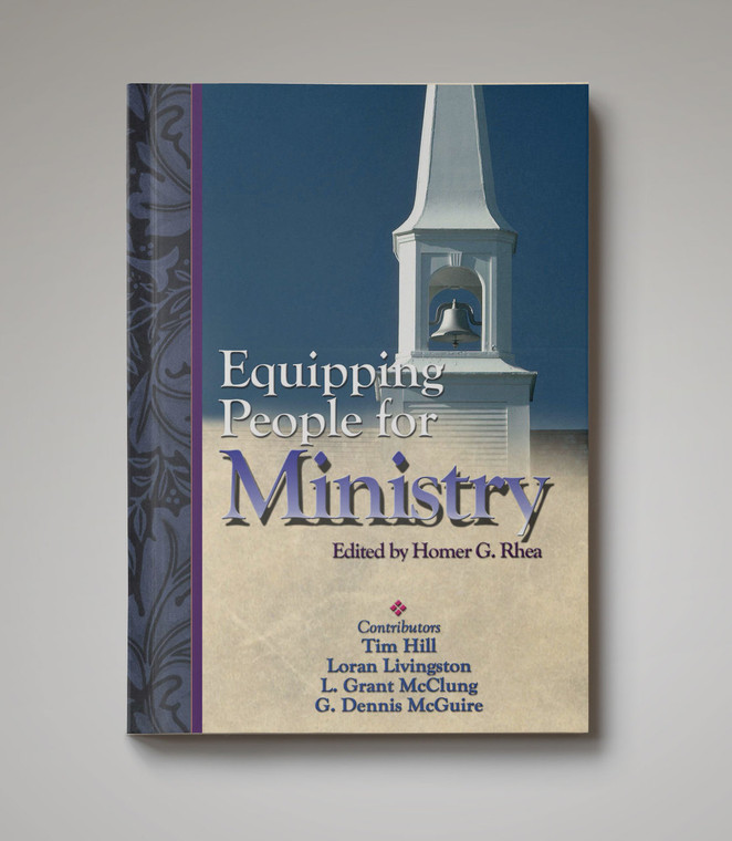 Equipping People for Ministry Textbook