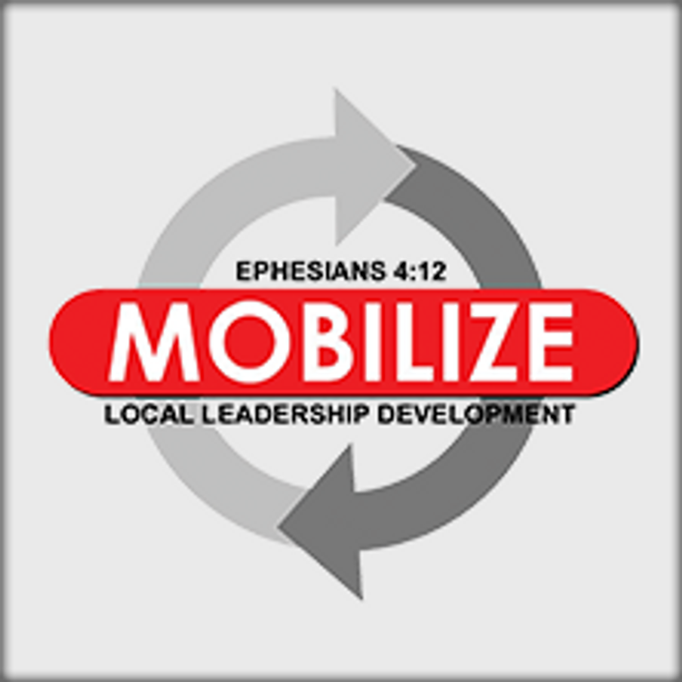 Mobilize: Local Leadership Development - Level 1 (Part B) Pastor's Notebook