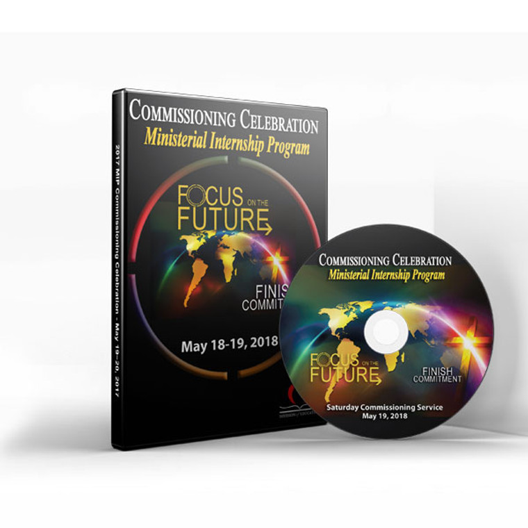 2018 MIP Commissioning Activities DVD (Saturday Morning Only)