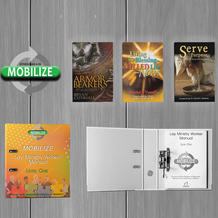 Mobilize Lay Ministry Worker Level 1 - Married Packet