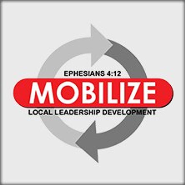 Mobilize: Local Leadership Development - Level 2 (Part B) Men's Ministry - Single Packet