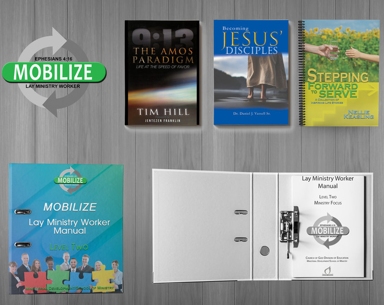 Mobilize Lay Ministry Worker Level 2 - Single Packet