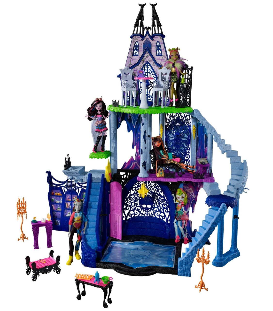 Monster High Playsets