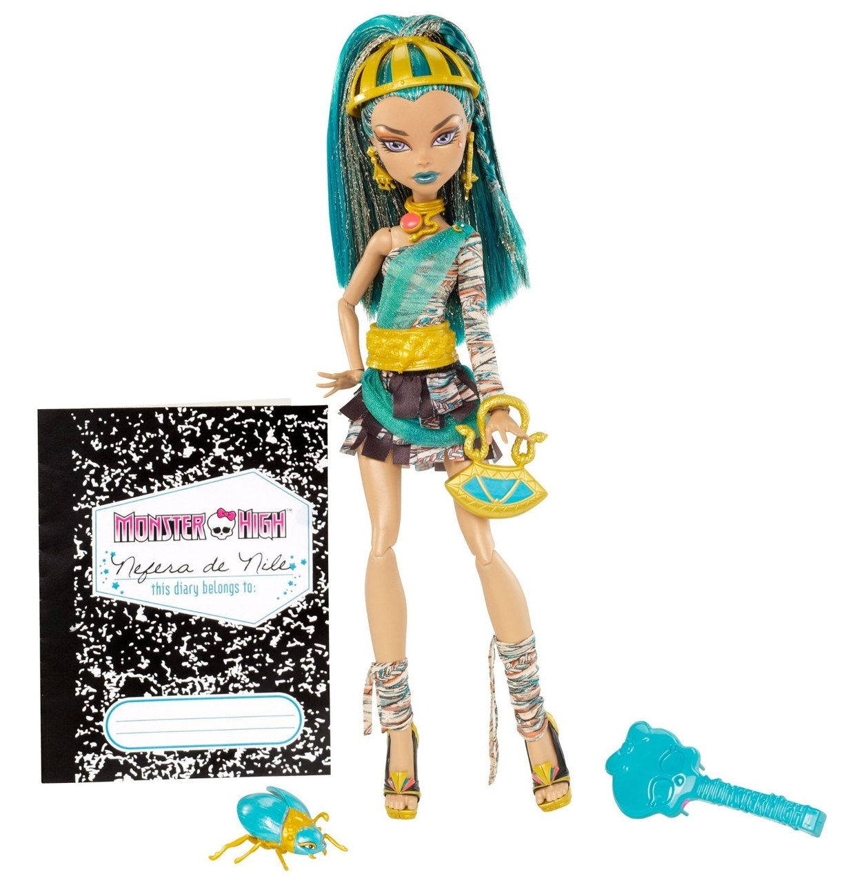 Monster High Rare Collectible Dolls