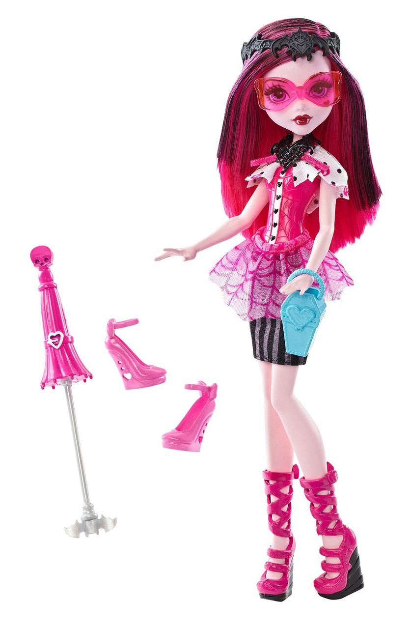 Monster High Day-to-Night Fashions