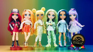 Rainbow High are a beautiful collection of Fashion Dolls
