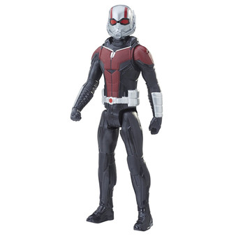 12-inch-scale Ant-Man figure with movie-inspired design Connect Titan Hero Power FX pack to activate sounds & phrases (not included; sold separately with Titan Hero Power FX figures) Includes Titan Hero Power FX connection port Inspired by Ant-Man and the Wasp movie Collect Titan Hero Series and Titan Hero Power FX figures (each sold separately) Ages 4 and up