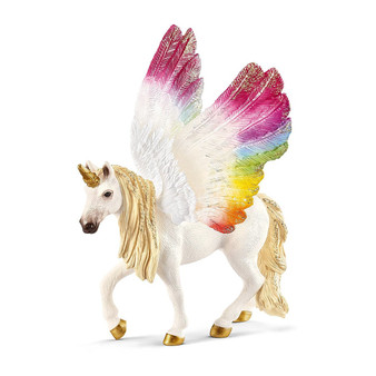 Authentic High Quality Role Play Unicorn Detailed And Lovingly Hand Painted Unicorn Figure Highly collectible toy for children and perfect for a Birthday gift, Party gift and Christmas gift. Products are fun and Safe for small hands to enjoy creative play Educational Toys That Spark A Child's Imagination.
