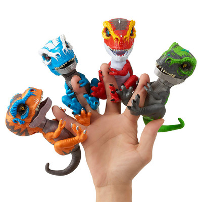 New T-Rex Fingerlings in stock at Bentzen's Emporium