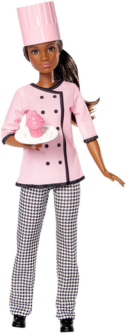 Dream big with Barbie Career Dolls! Dolls are themed to popular professions Each wears a career-minded outfit Included themed accessories enhance storytelling Aspiring professionals will recognize and love all of these careers