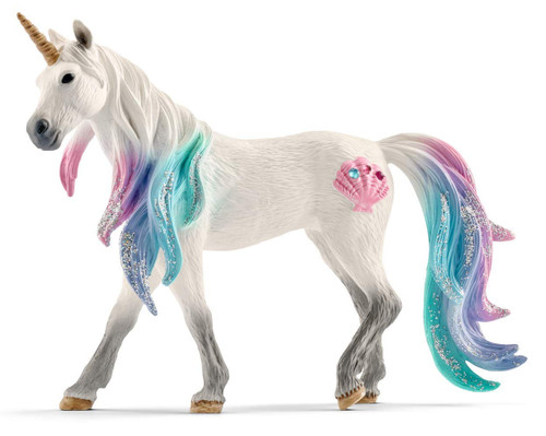 Authentic High Quality Role Play Unicorn Detailed And Lovingly Hand Painted Unicorn Figure Highly collectible toy for children and perfect for a Birthday gift, Party gift and Christmas gift. Products are fun and Safe for small hands to enjoy creative play Educational Toys That Spark A Child's Imagination