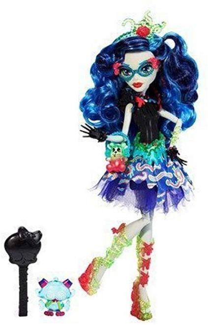 Monster High Sweet Screams - Ghoulia Yelps