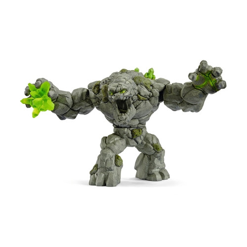 Contents: Monster Figure Rotating body Dimensions: 19.5L x 8.5 W x 11.8H cm