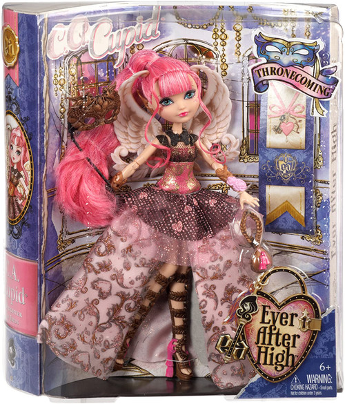 Start a new chapter with Ever After High The teenage sons and daughters of famous fairytales decide whether or not to follow in their parents' fabled footsteps Spellebrate rewritten destinies, fableous fashions and fairyteen stories