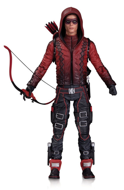 """Based on The CW Network's hit series Recreates Oliver Queen's partner Figure stands 6.75"""" tall Intricately designed Limited edition"""