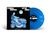 Sturgill Simpson Cuttin' Grass Vol. 2 The Cowboy Arms Sessions Exclusive Opaque Blue with White Swirl Colored Vinyl LP
