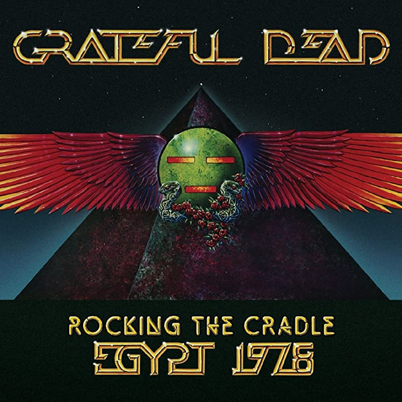 Grateful Dead Rocking The Cradle Egypt 1978 CD