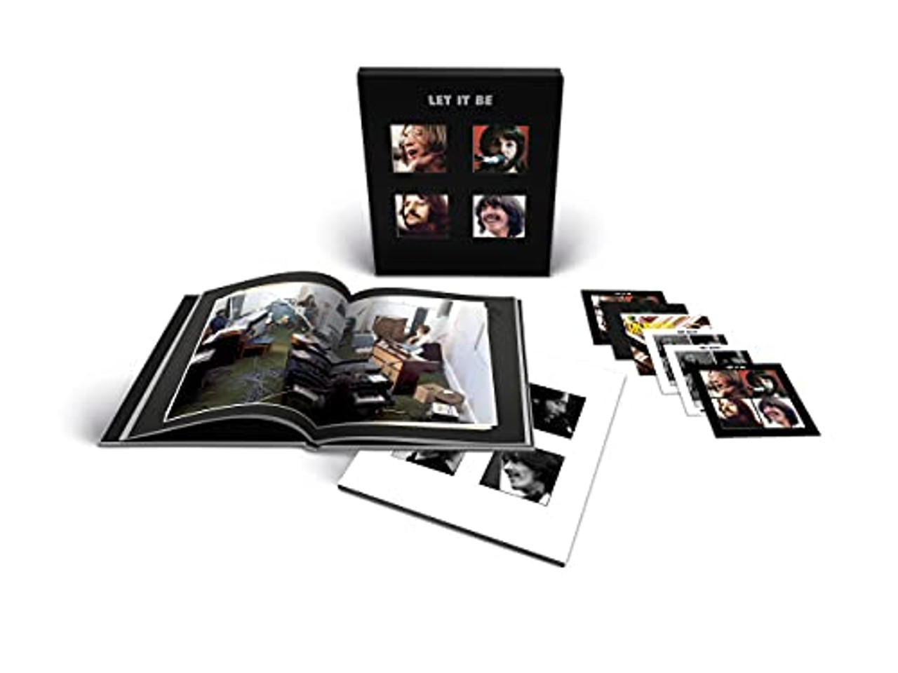 Beatles Let It Be Special Edition Super Deluxe CD