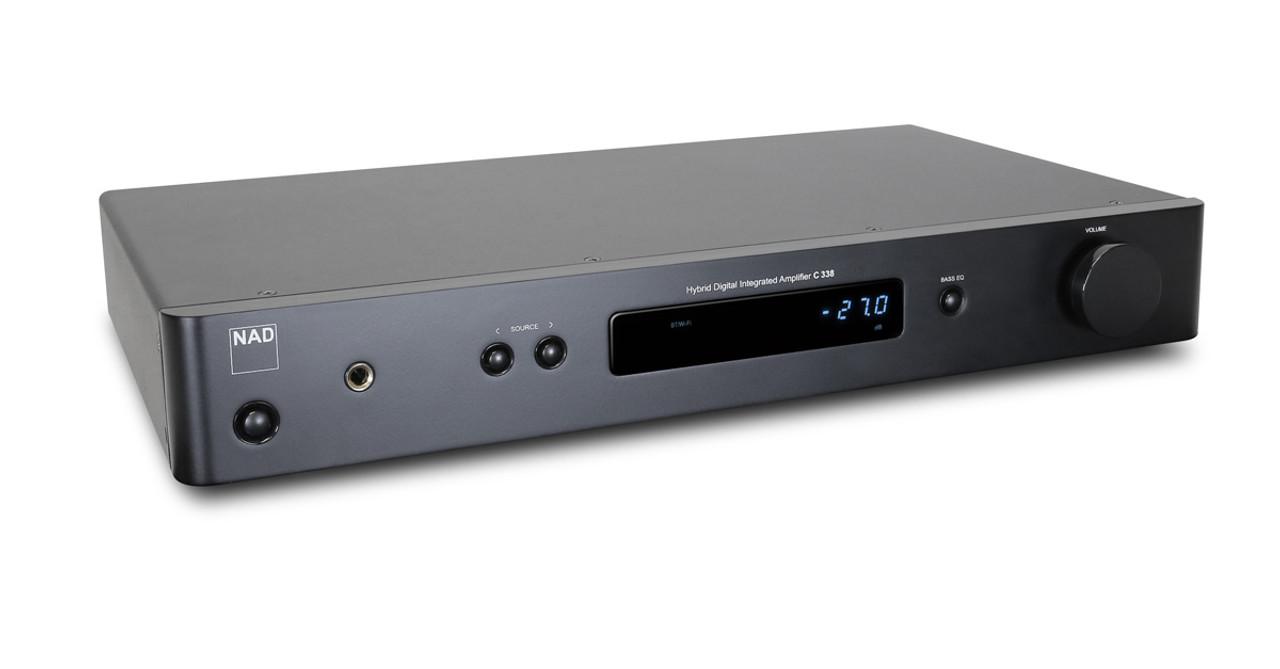 NAD C 338 Hybrid Digital DAC Amplifier