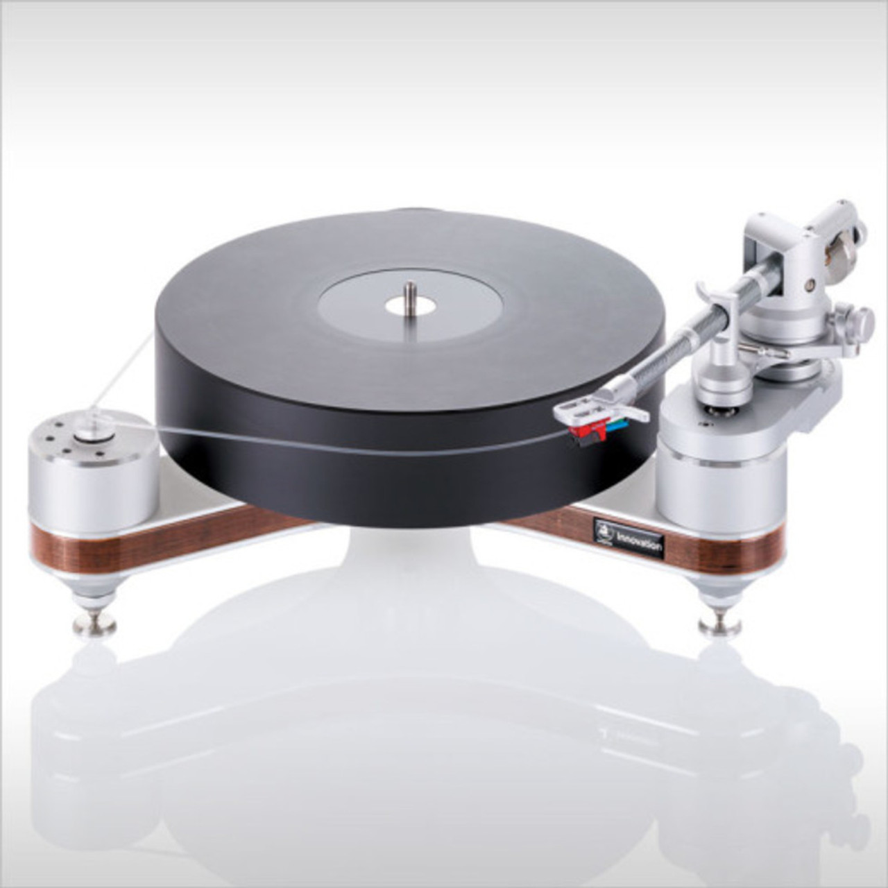 Clearaudio Innovation Compact Wood Turntable