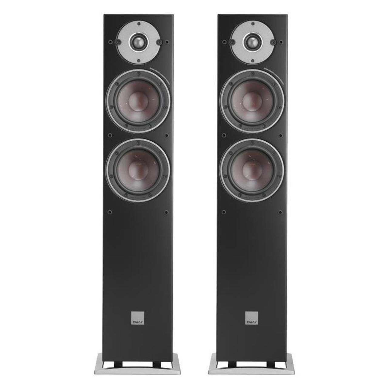 Dali Oberon 5 Speakers (Black)