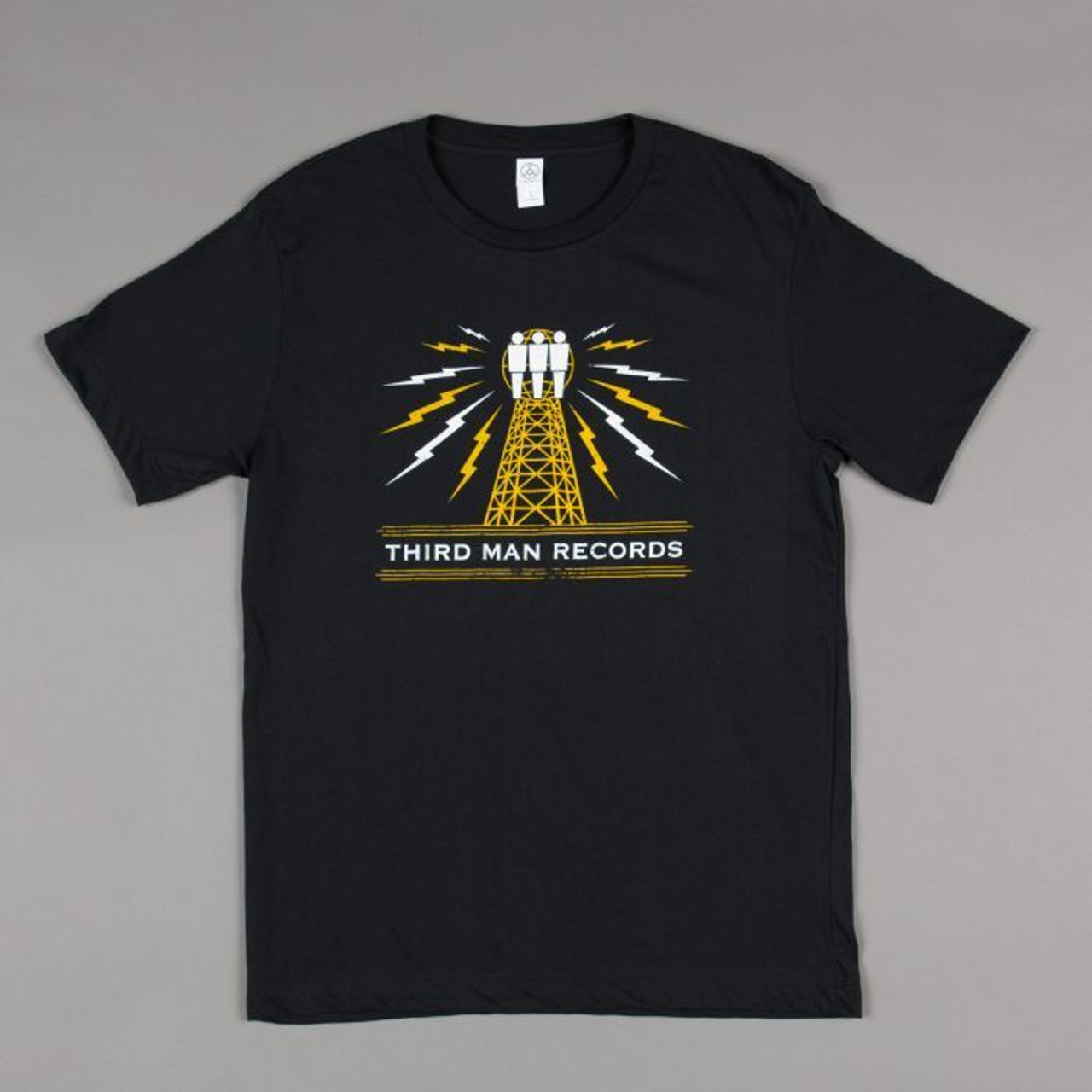 Third Man Tesla T Shirt Small (#TMV129S)